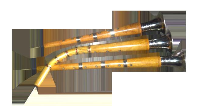 Tibetian Flutes