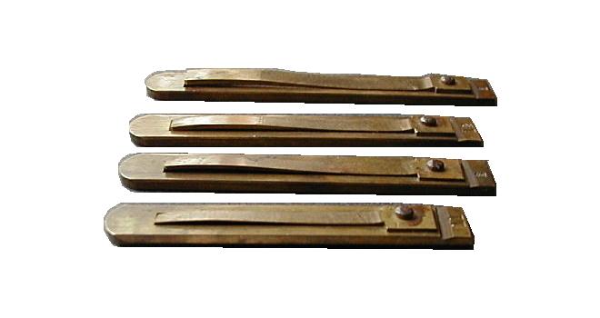 Harmonium Reeds